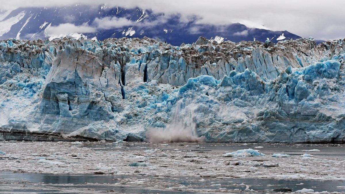 partes de un glaciar terminal
