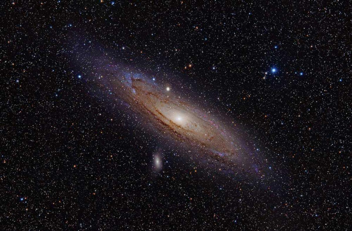 tipos de galaxias y clasificacion