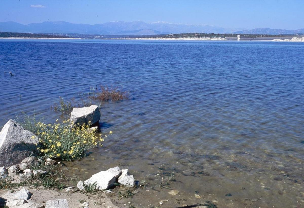 Pantanos de madrid protegidos
