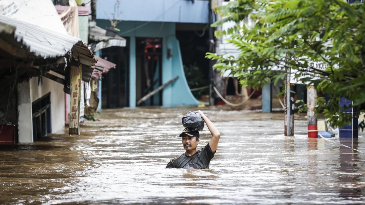 cambio climatico e inundaciones