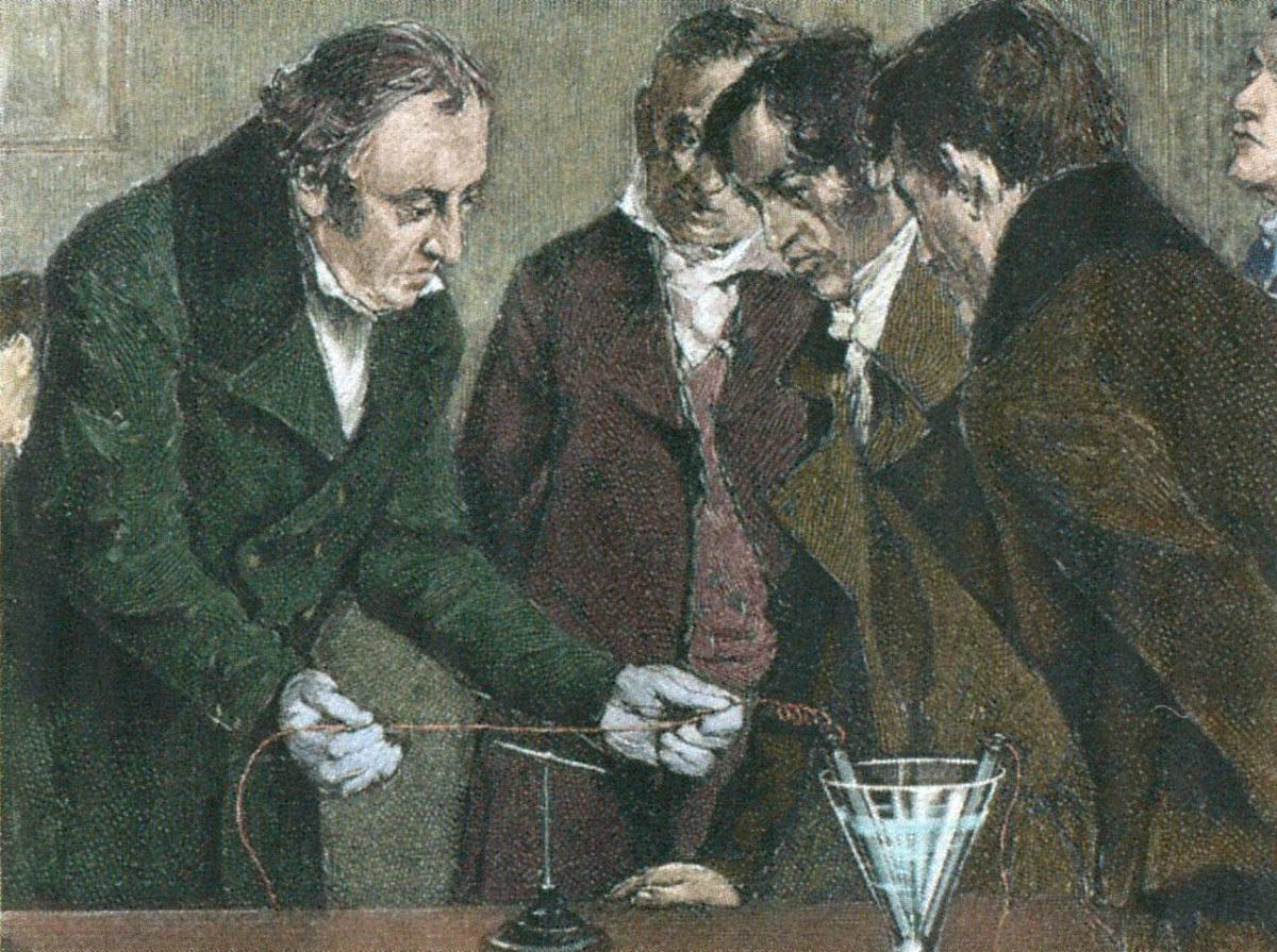 experimento de Oersted