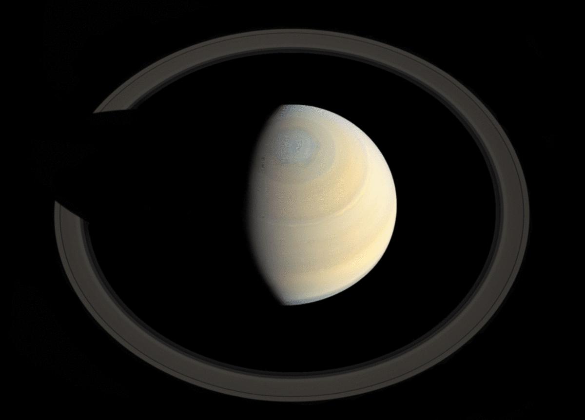 planetas con anillos del sistema solar