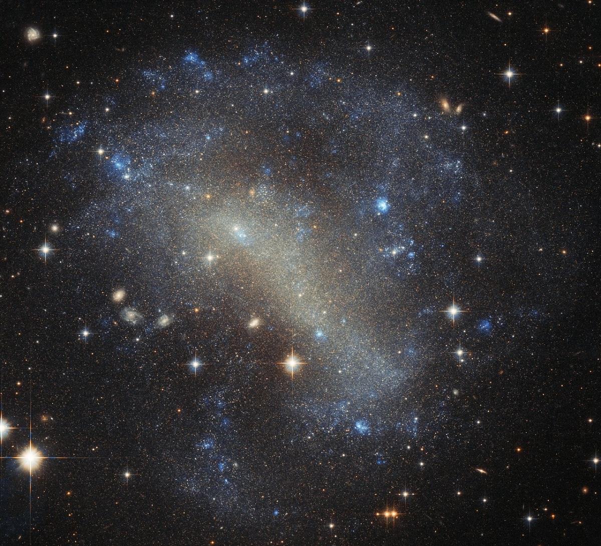 poblaciones estelares