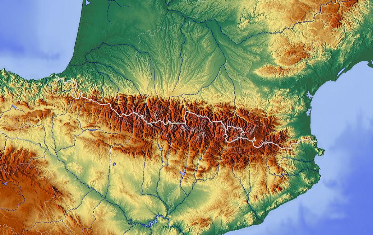 Clima Pirineos