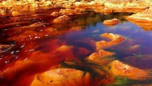 aguas tinto