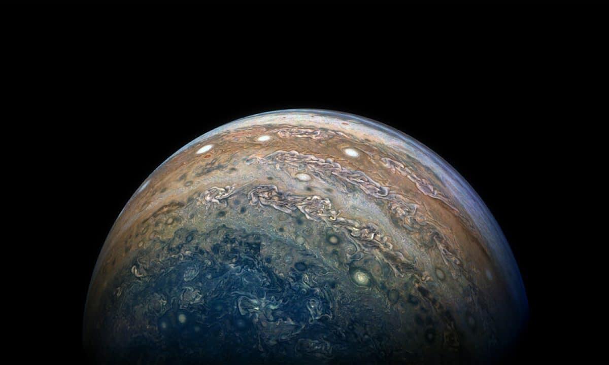 colores reales de los planetas