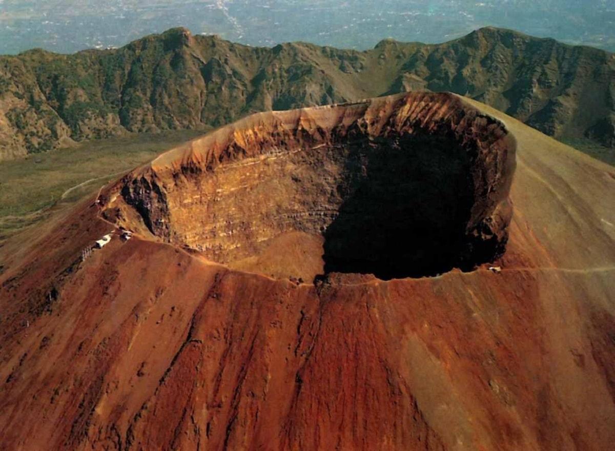crater de vesubio