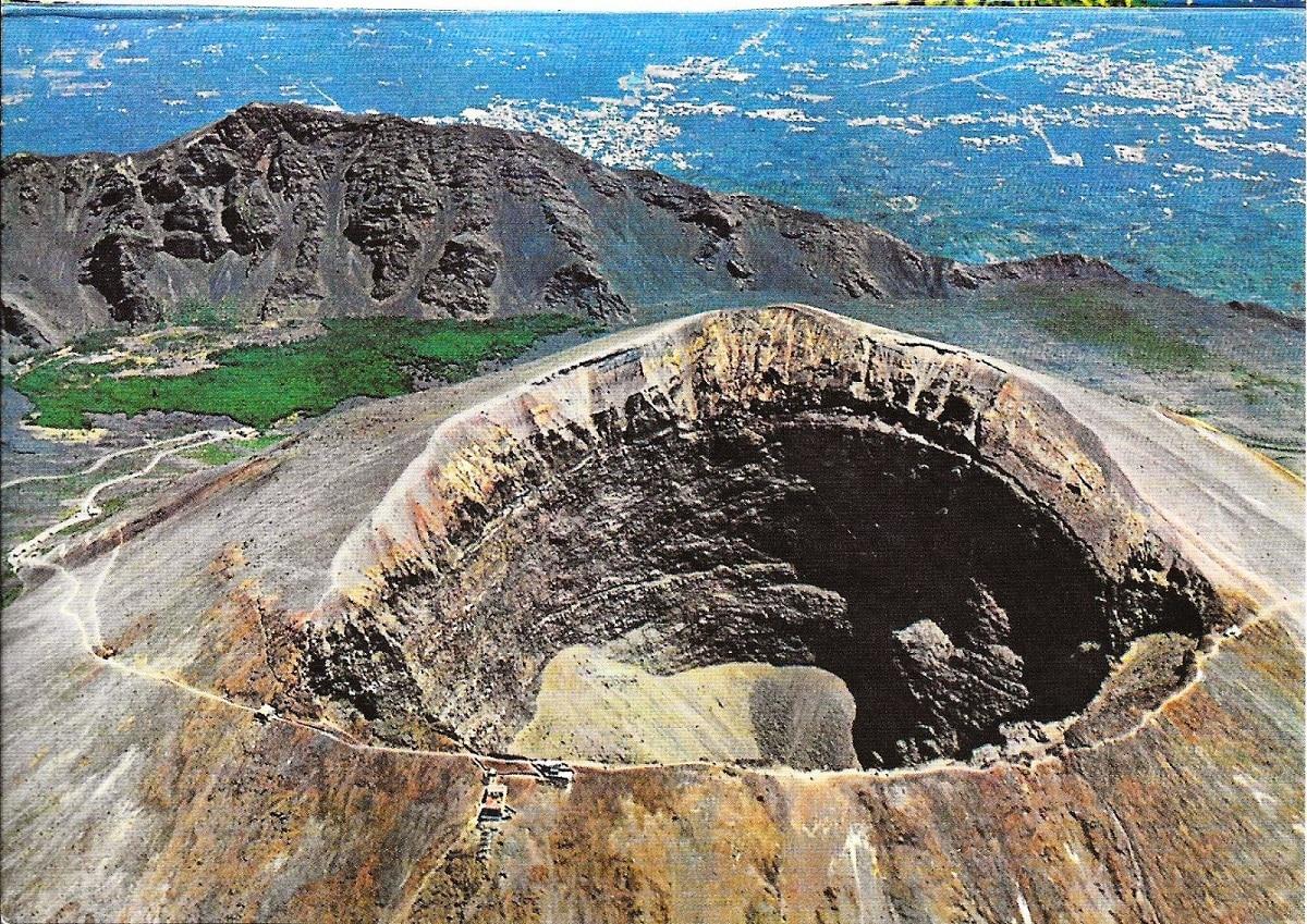italia y volcanes