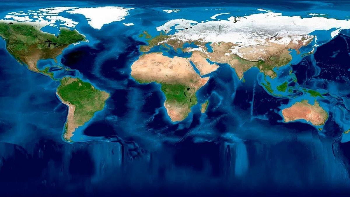oceanos del mundo e importancia