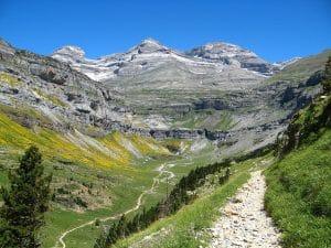 valle de pirineos