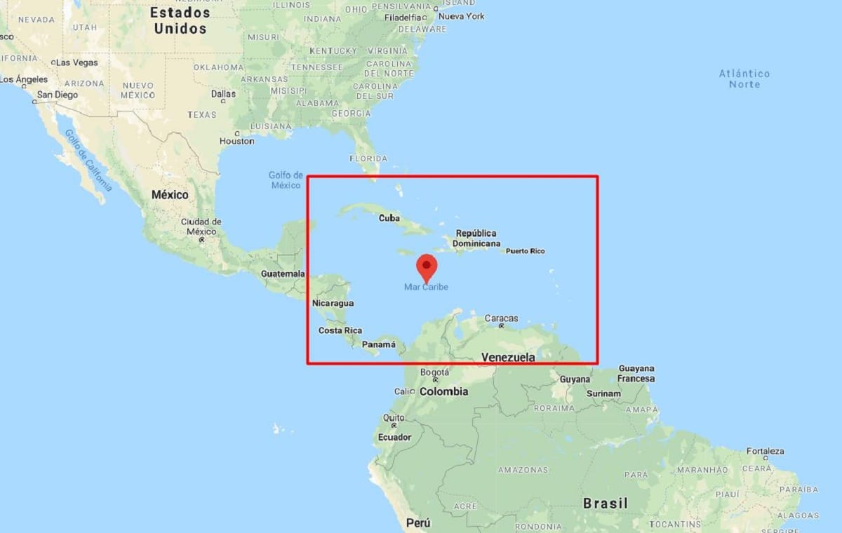 zona del caribe