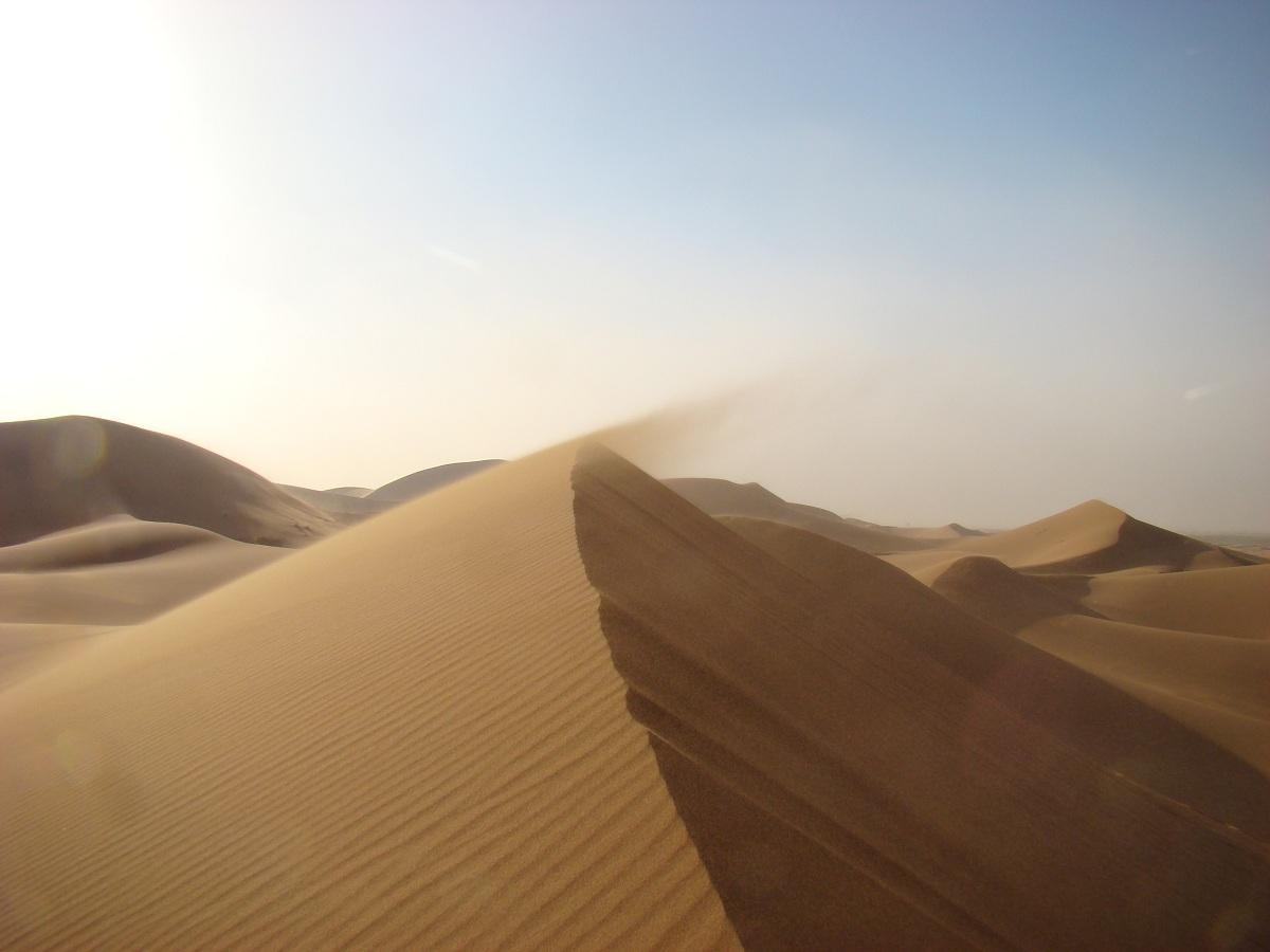 clima arido