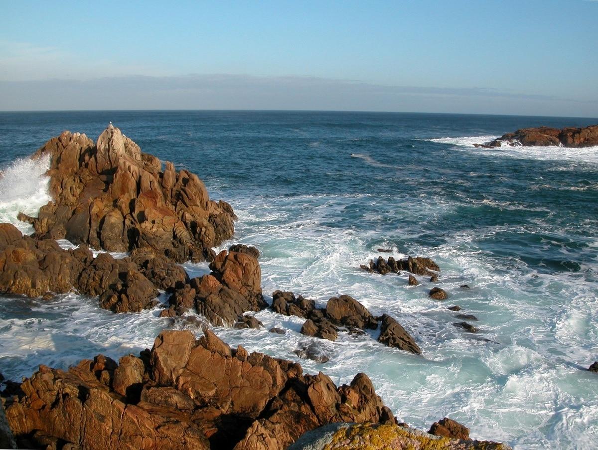 costas del mar cantabrico