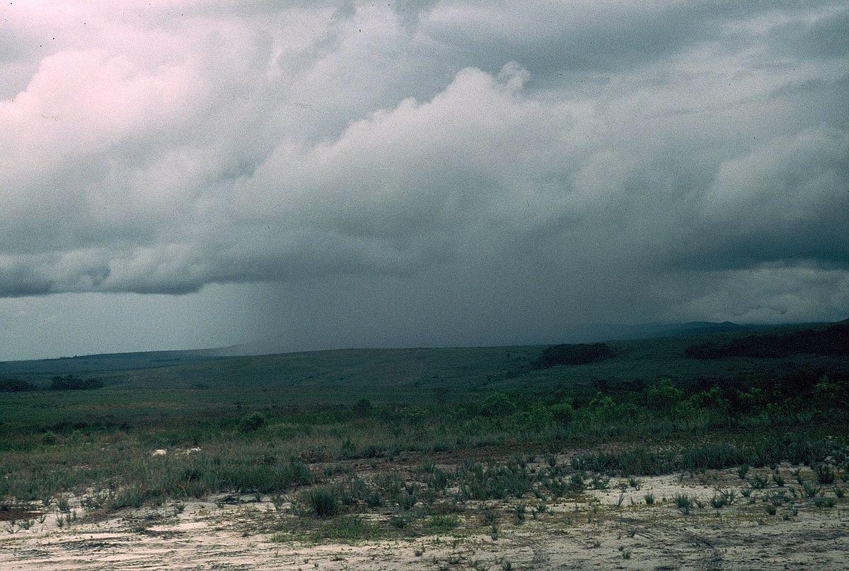 lluvia de conveccion