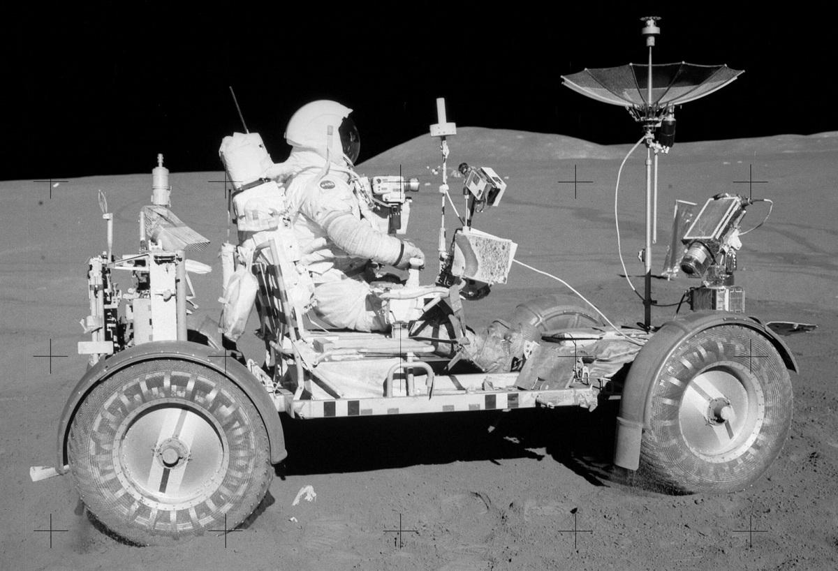 maquinaria astronauta