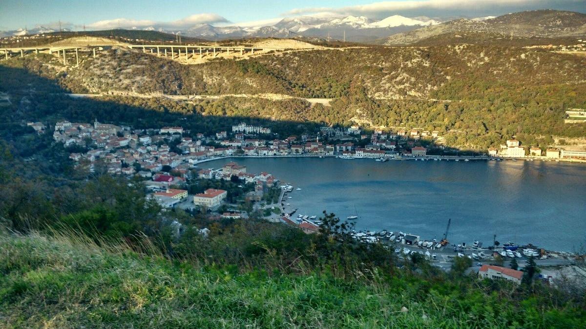 partes bañadas por mar adriatico