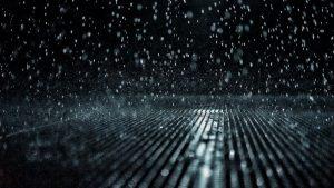 tipos de lluvia y caracteristicas