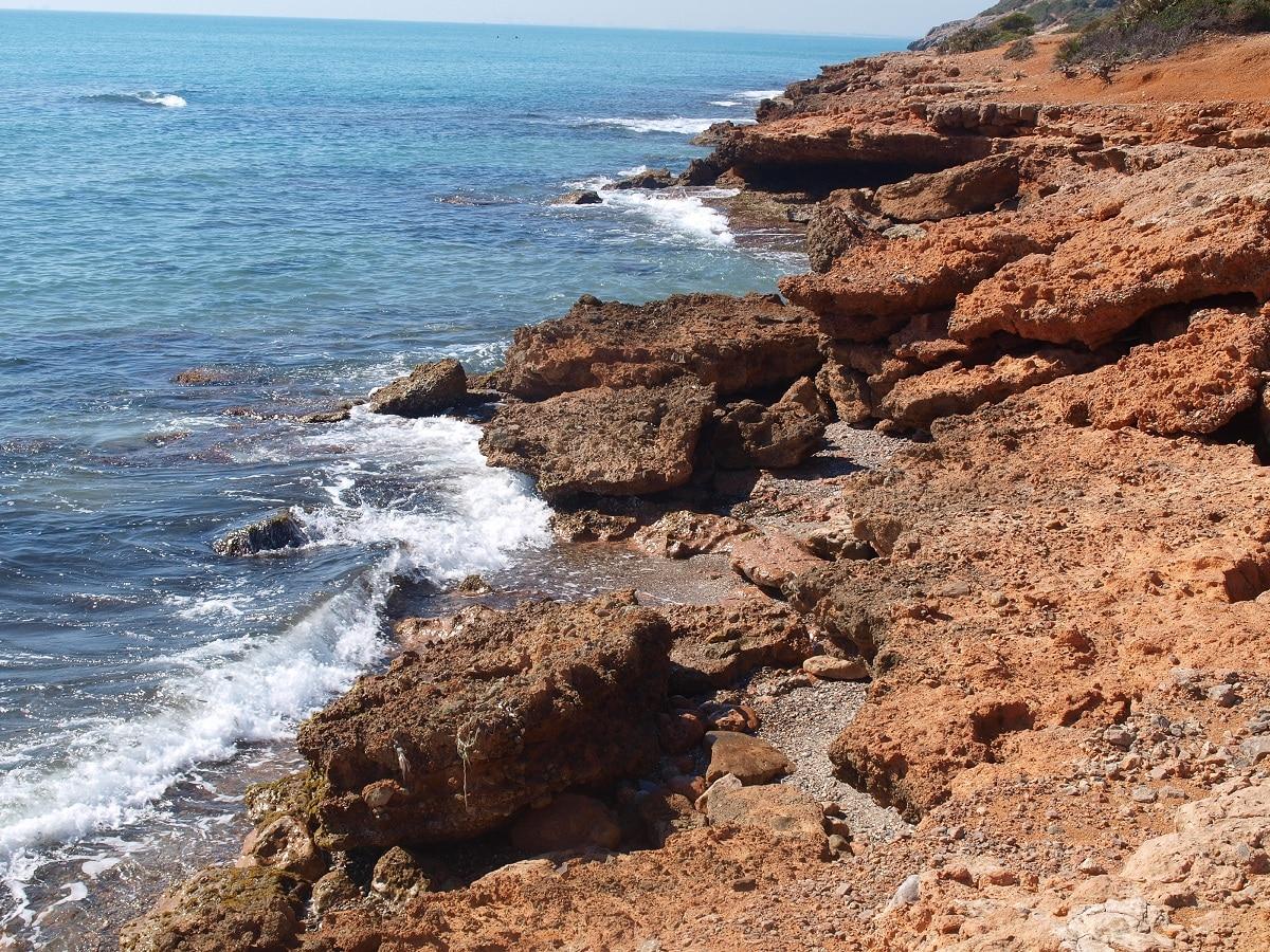 causas de la erosión marina