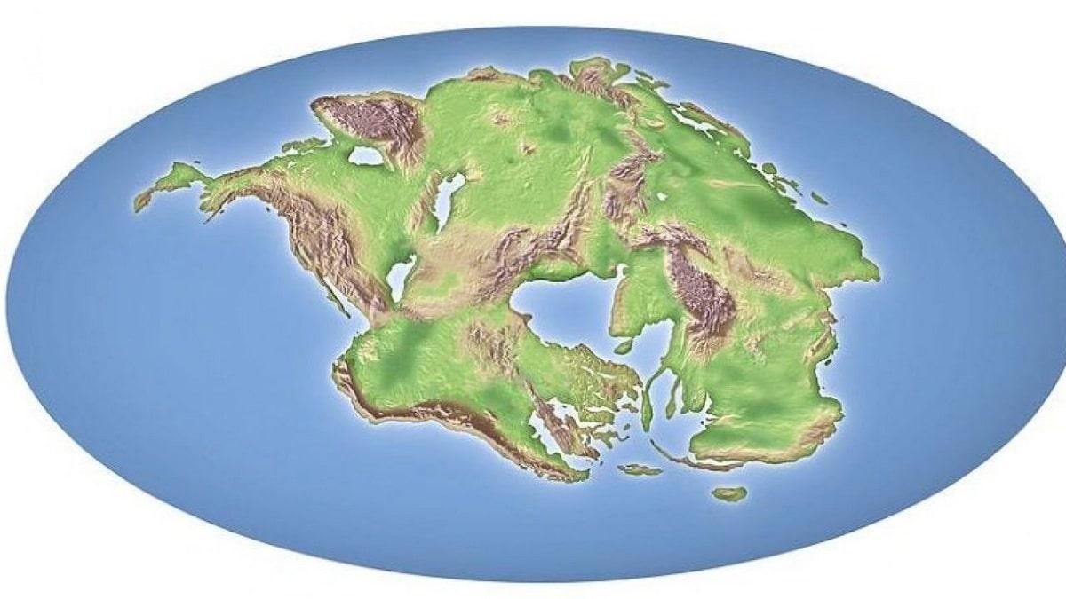 toda la tierra junta