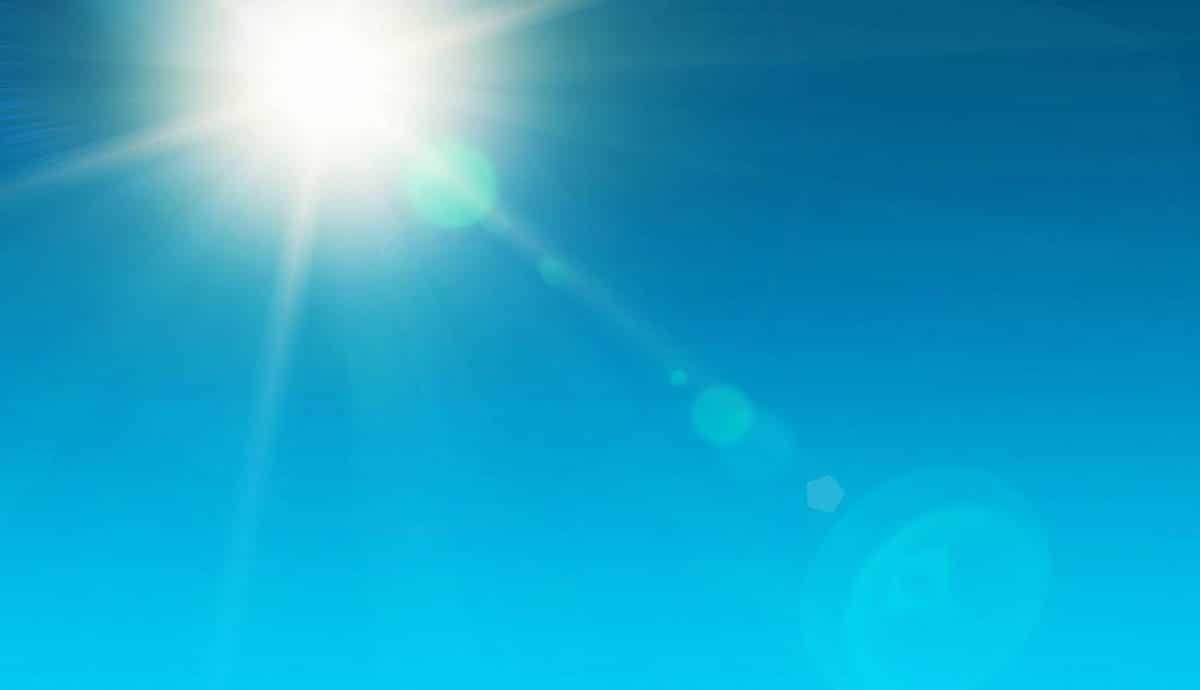 accion del sol
