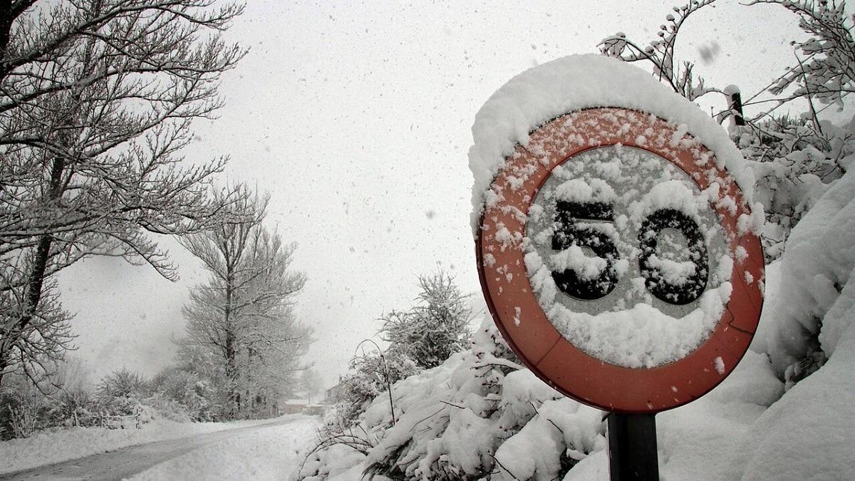 calcular la cota de nieve