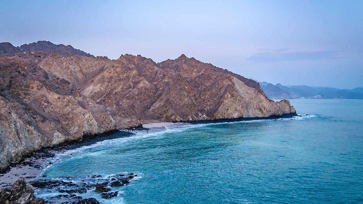caracteristicas del mar arabigo