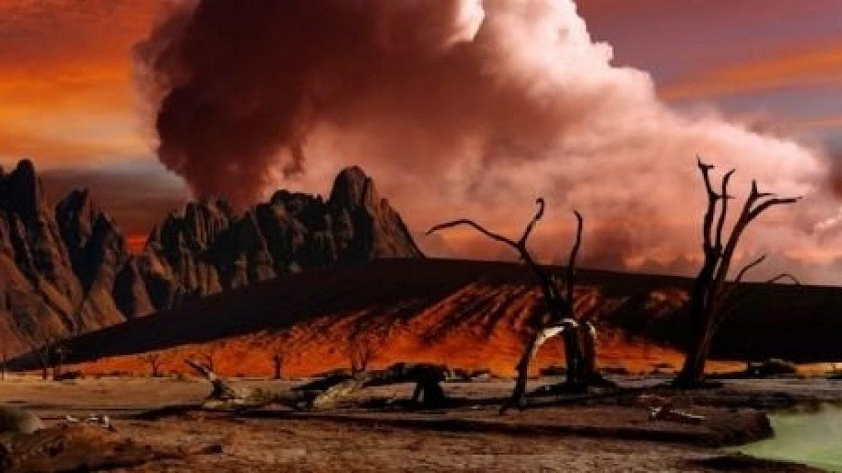 volcanica masiva