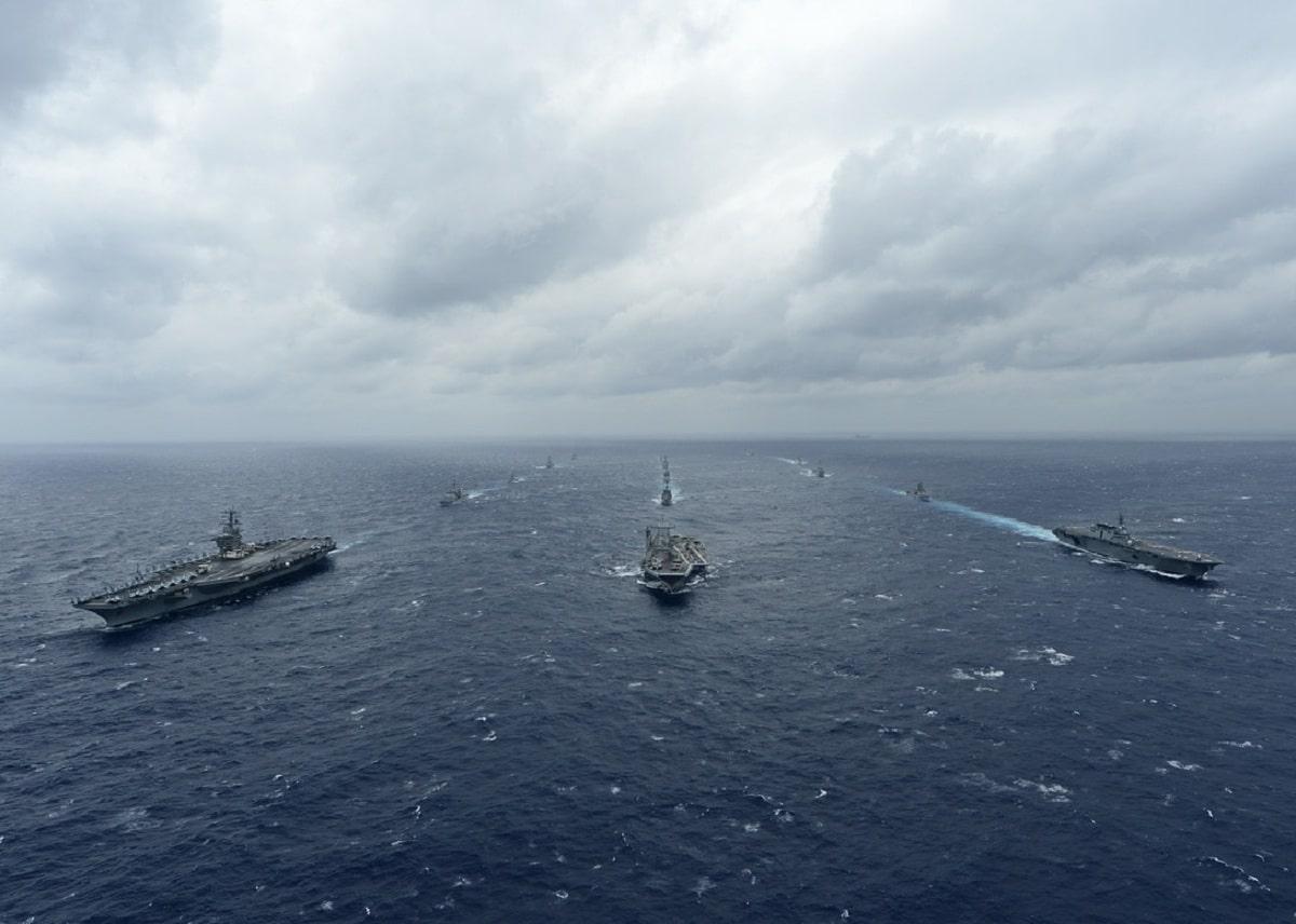 importancia del mar de china meridional