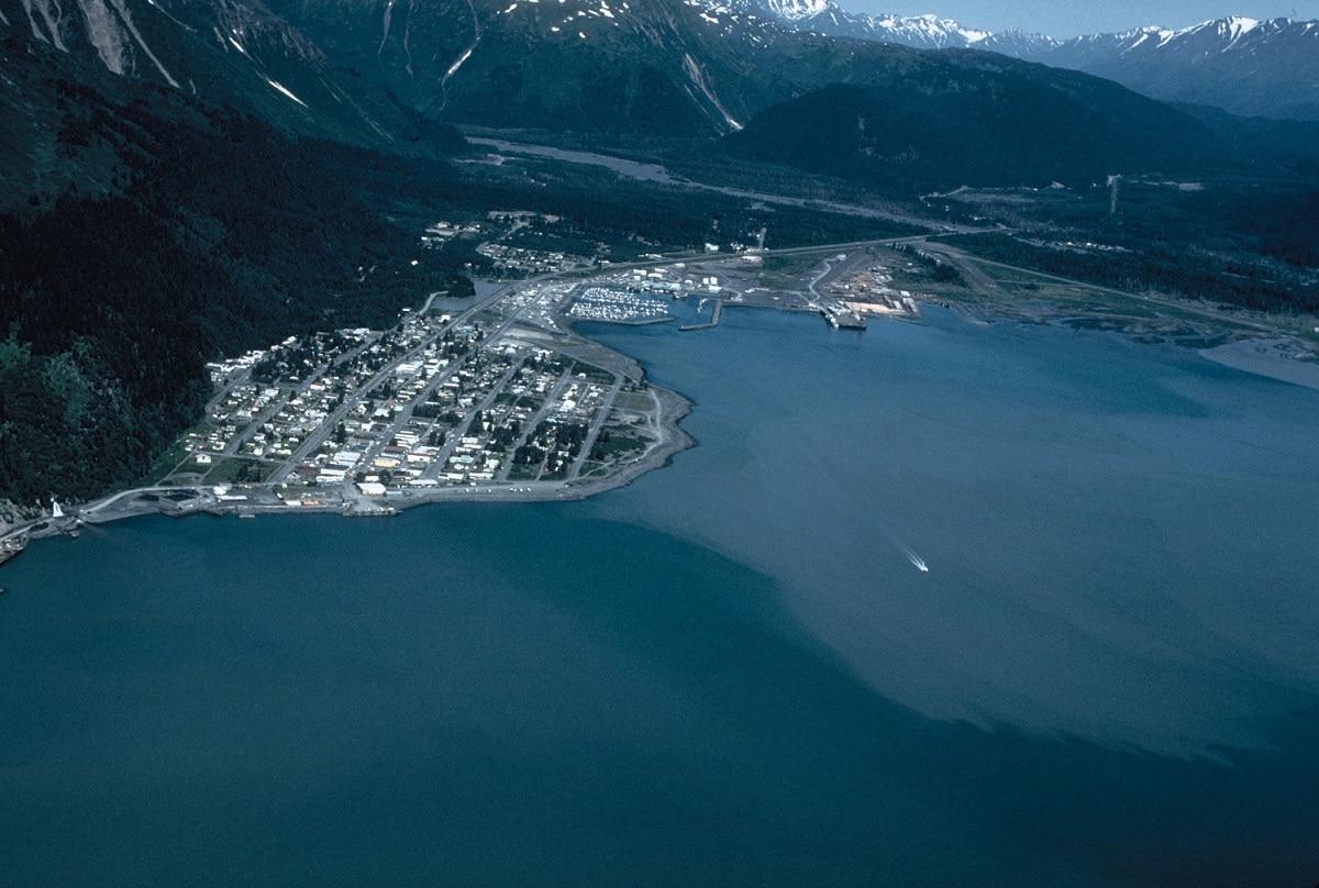 costa del golfo de Alaska