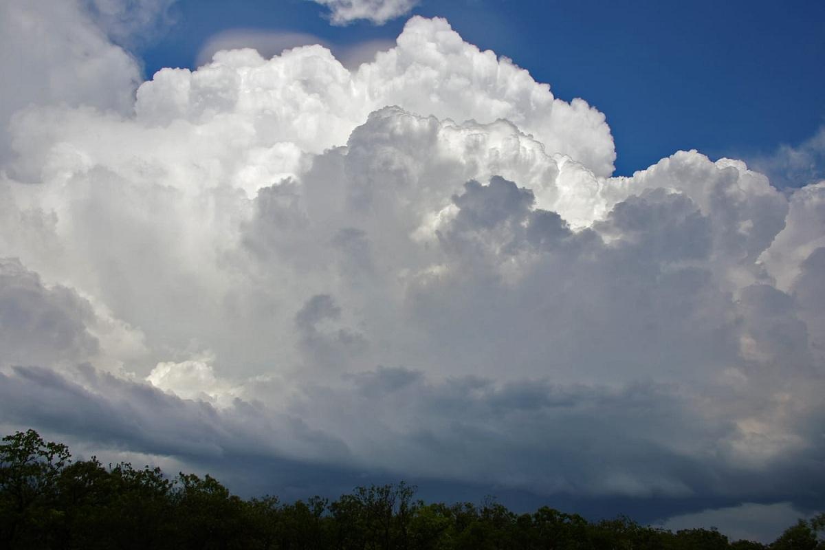 formacion de nubes