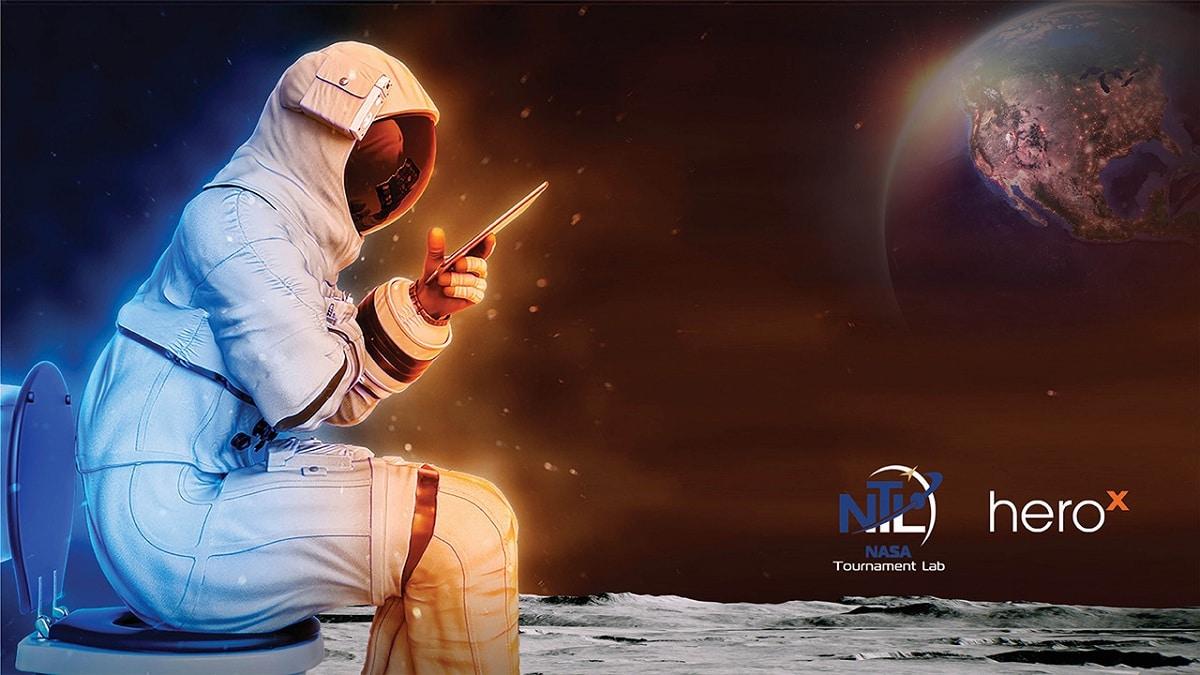 nasa y astronautas