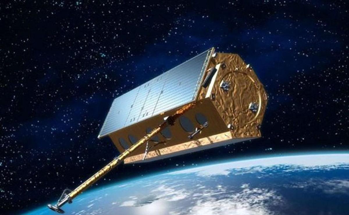 satelite español