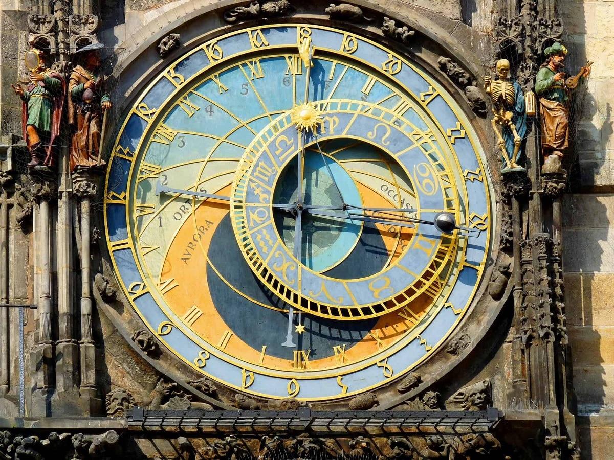 caracteristicas reloj astronomico