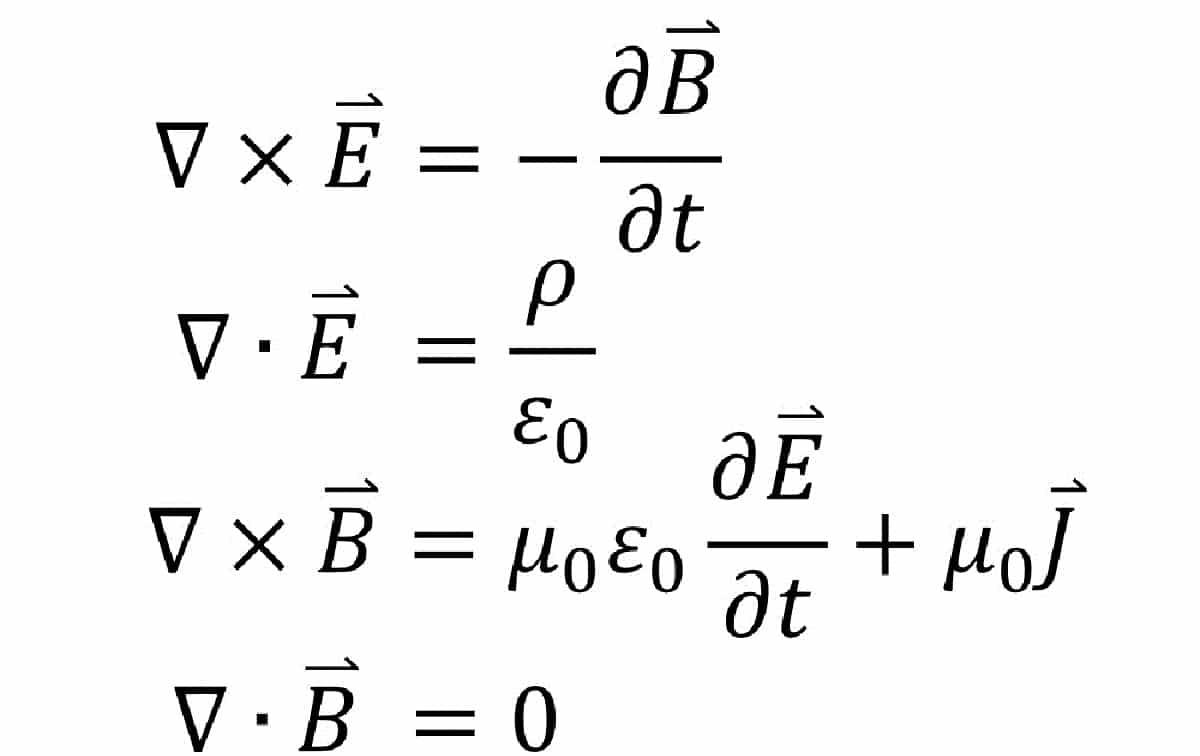 ecuaciones de maxwell explicadas