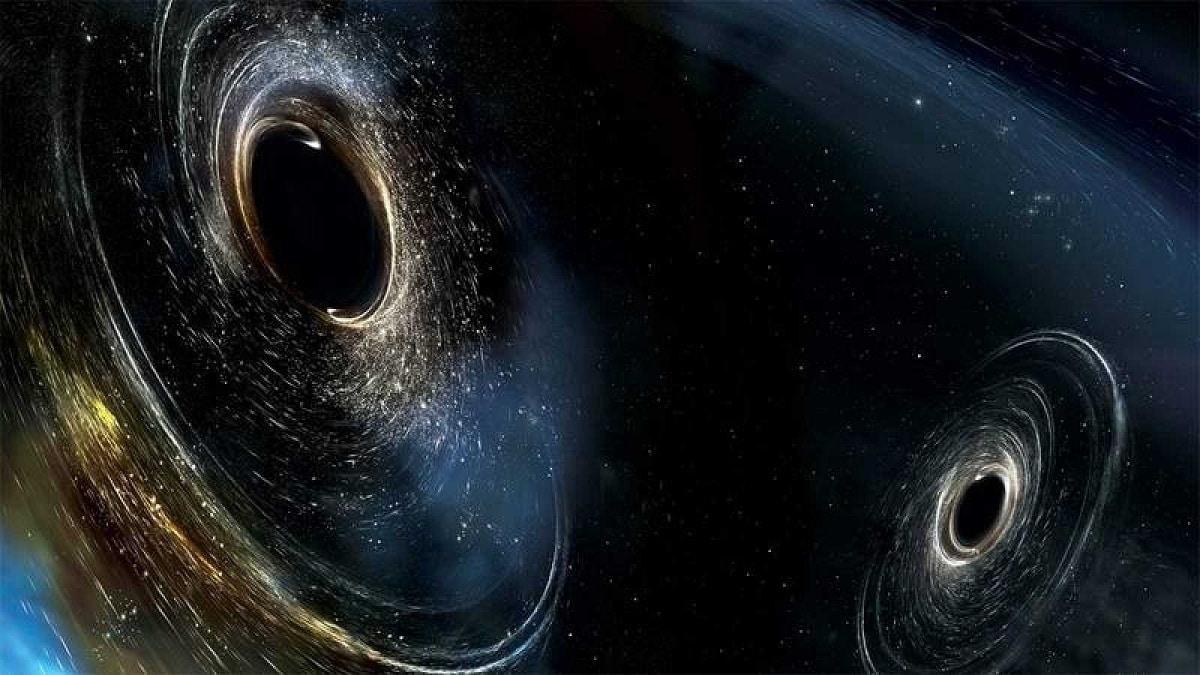 ondas gravitacionales fisica