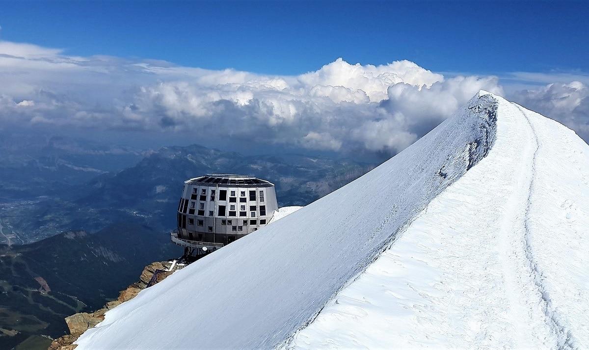 pico alto nevado