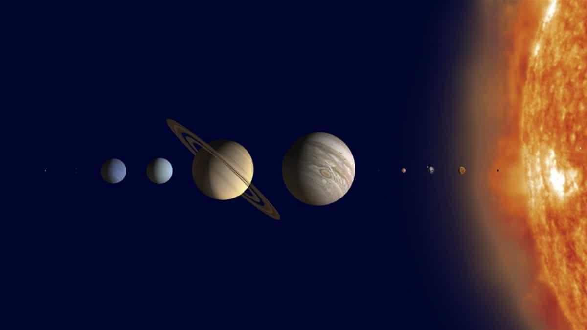 planetas gaseosos del sistema solar