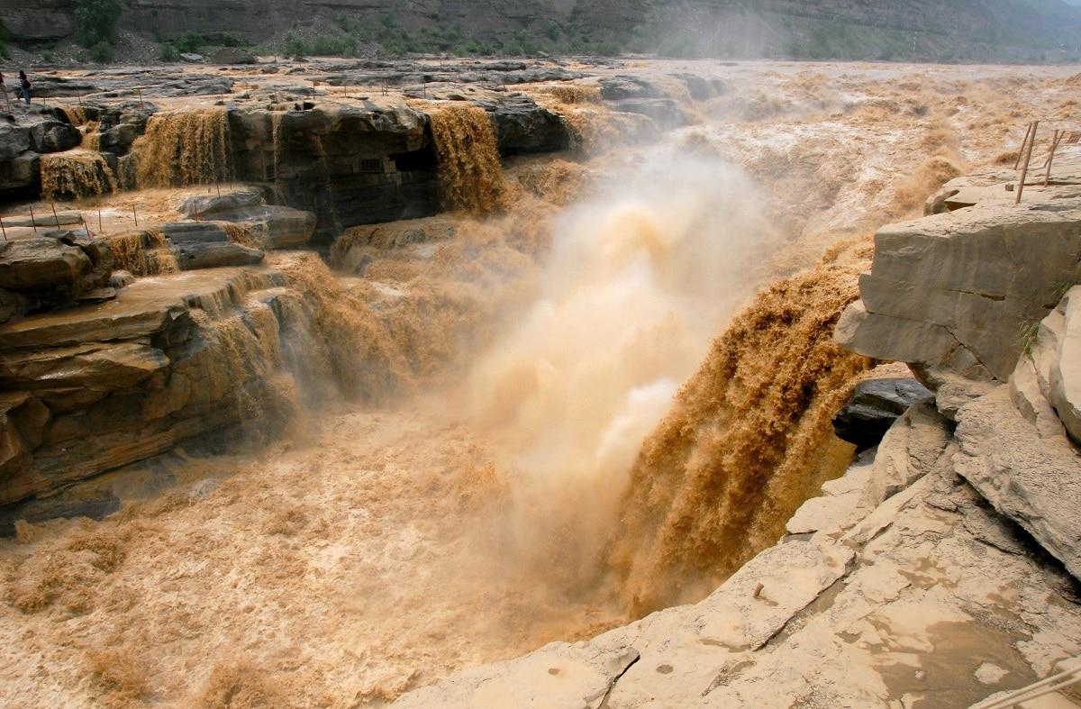 arrastre de sedimentos