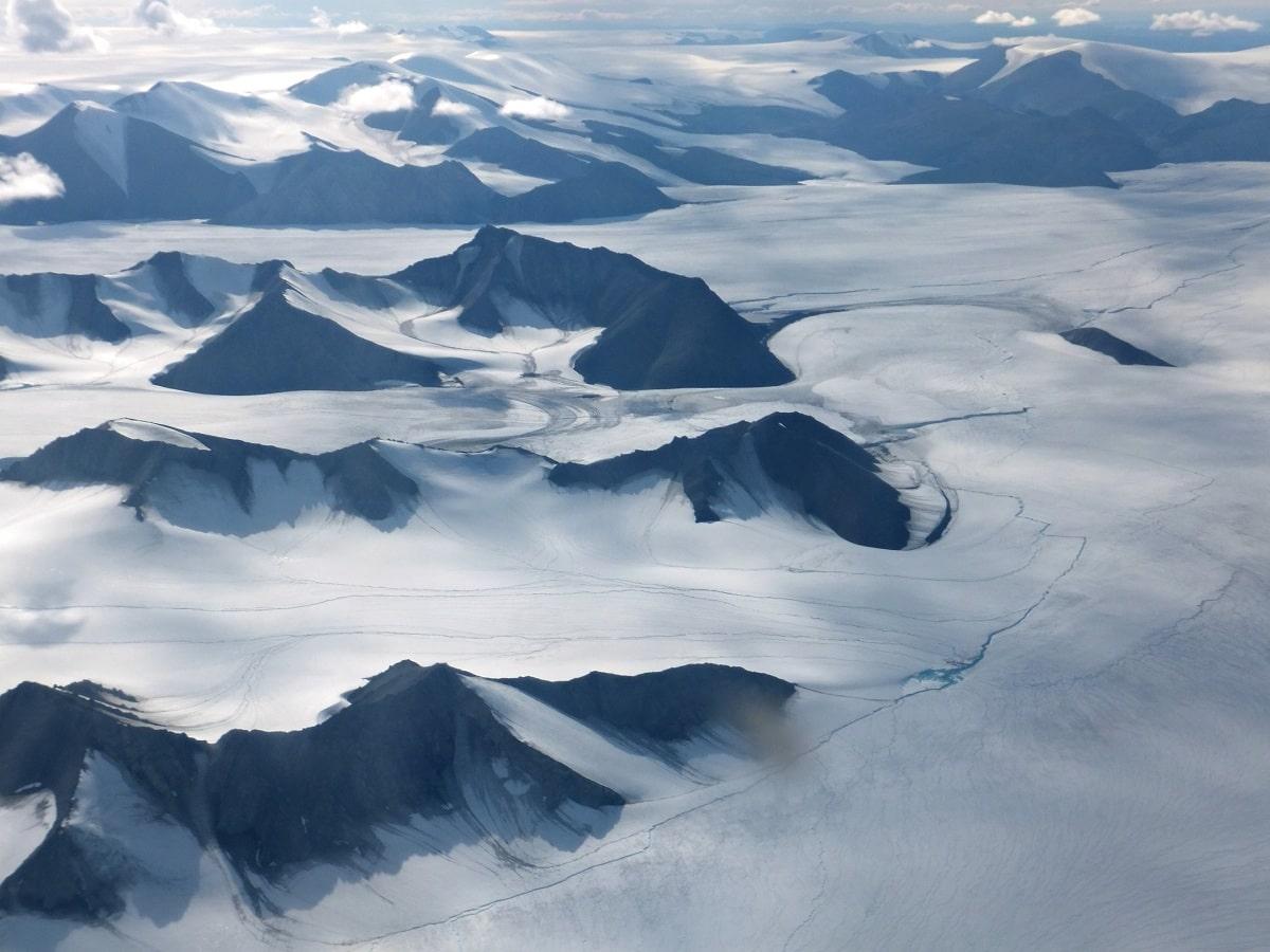cordillera ártica
