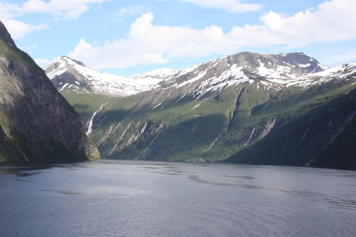 glaciares de montaña