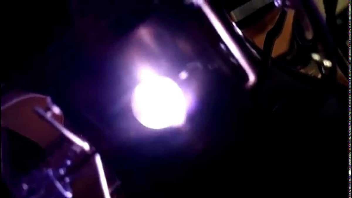lampara de deuterio
