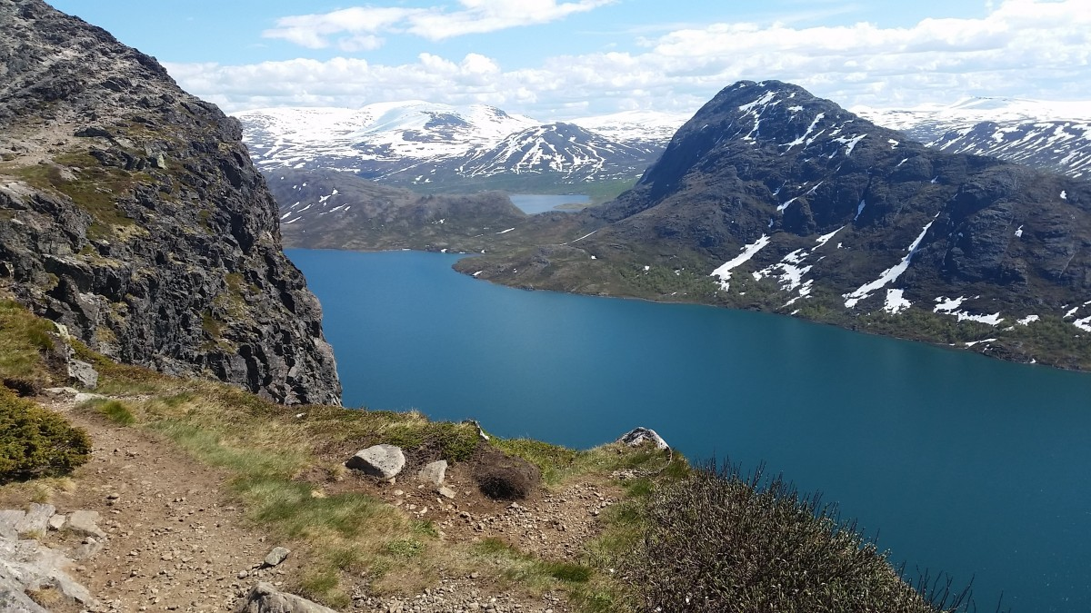 vikingos en los alpes