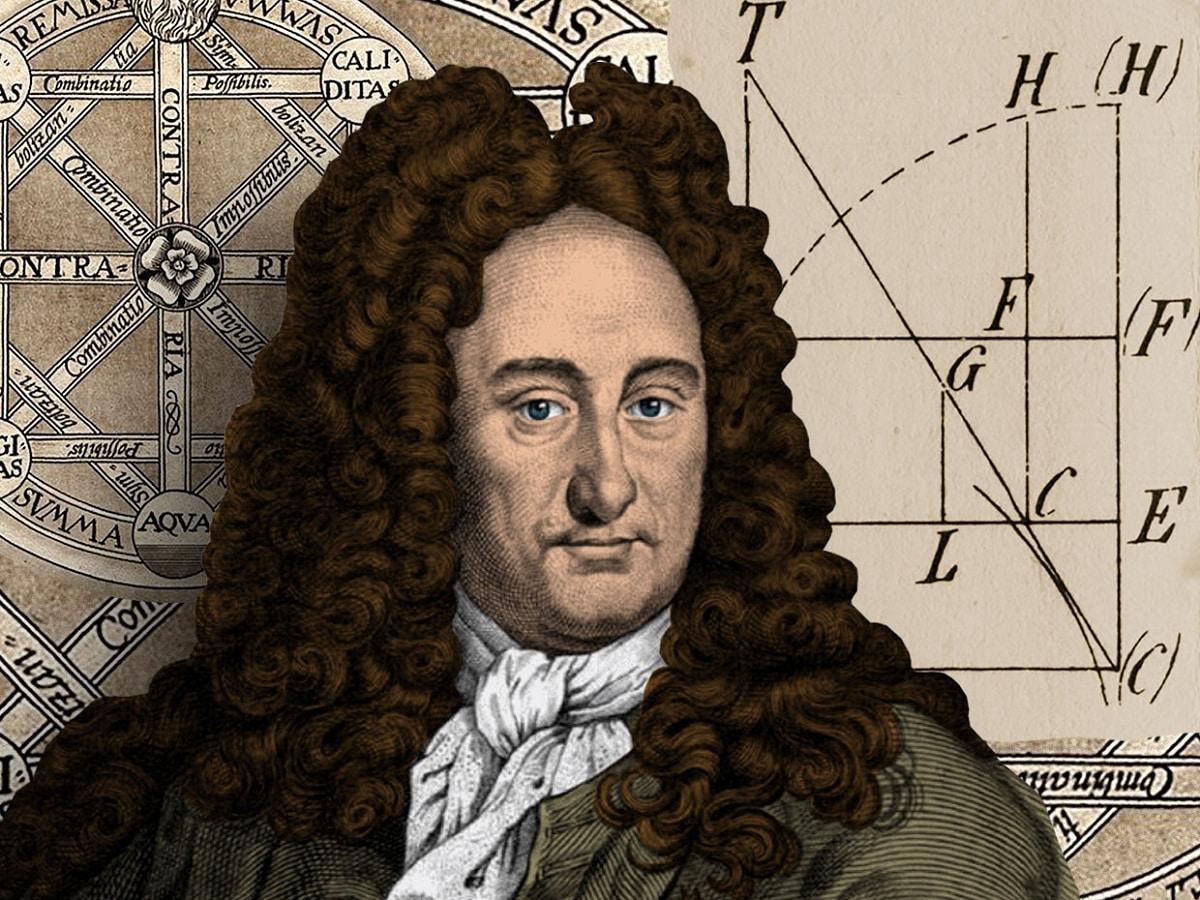 biografia de Leibniz