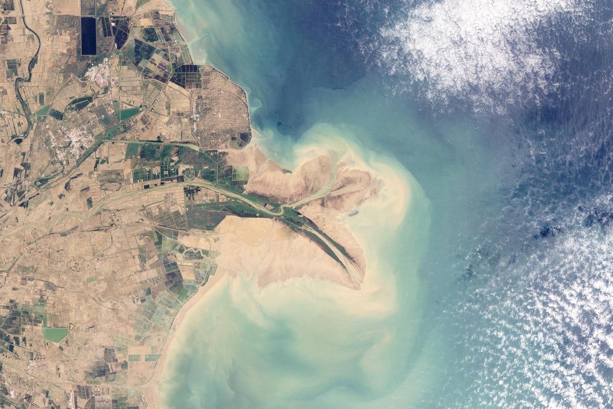 delta del rio amarillo