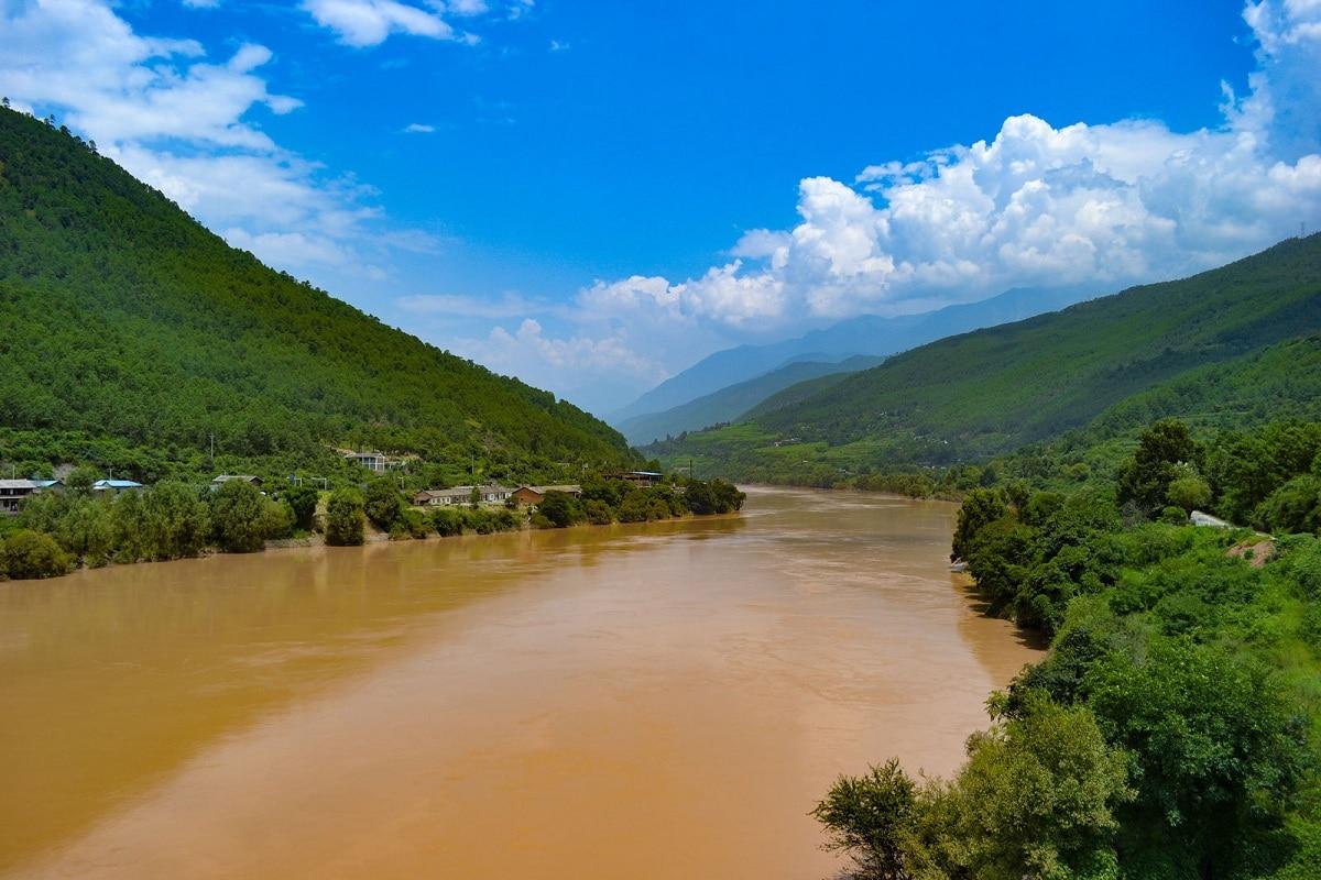 rio amarillo