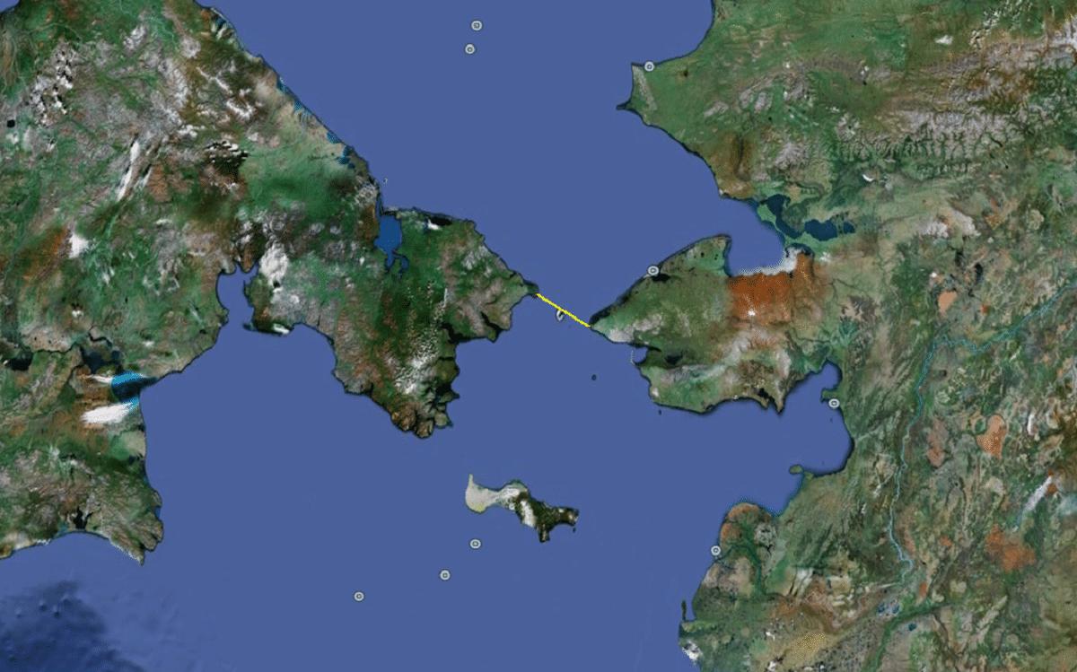union entre continentes