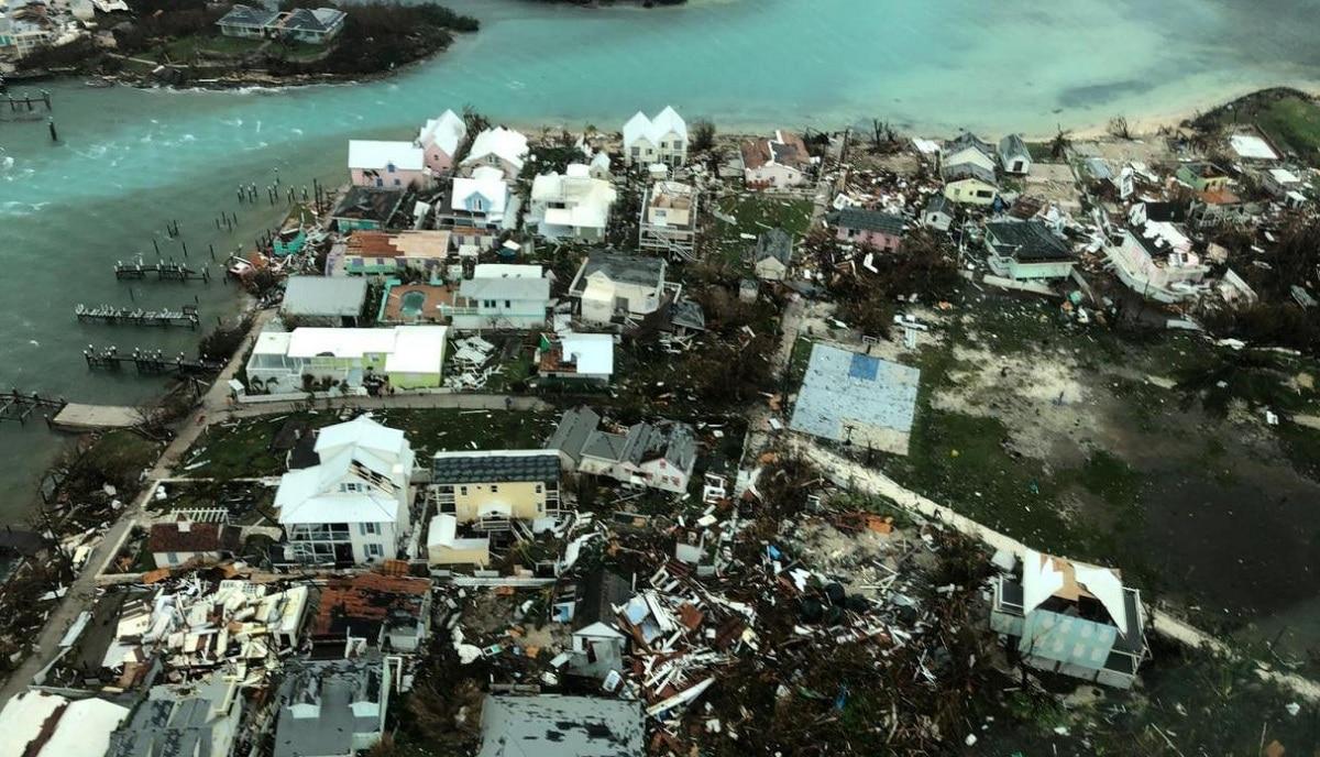 bahamas como objetivo