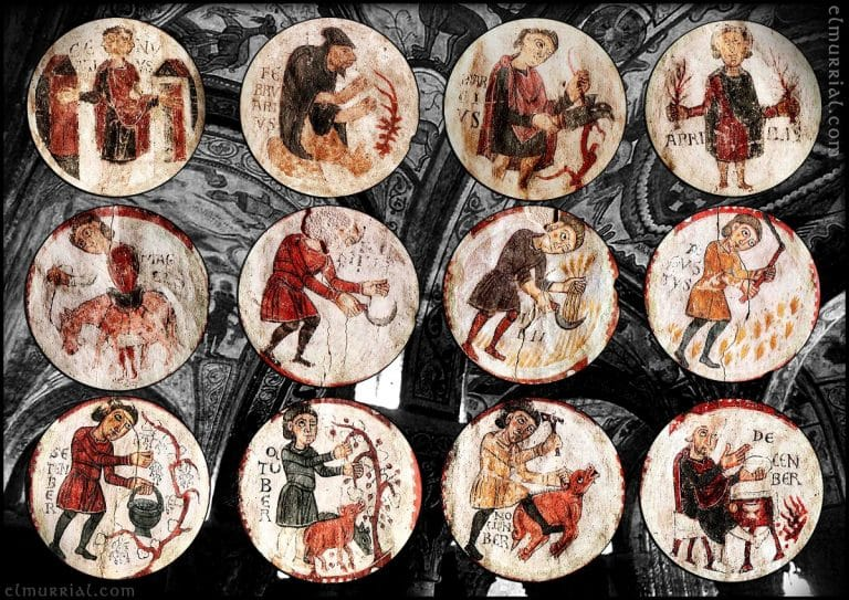 calendario medieval