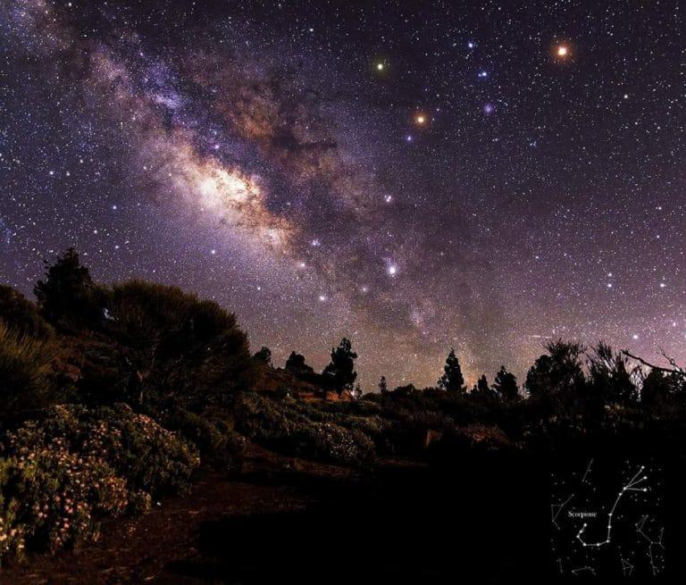 constelacion escorpio