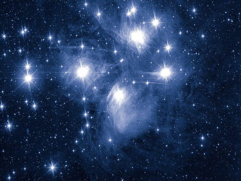constelacion pleyades